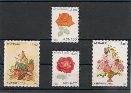 MONACO Année 1992 N° Y/T : 1830/31**-1839/40** - Monaco