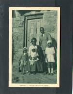 LESOTHO  1950  VUE  ETHNIQUE  FAMILLE D INSTITUTEUR  CIRC   NON     / EDIT BRAUN ET CIE - Lesotho