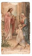Image Pieuse - Première Communion - Paroisse De Grasse - Jésus Veut Les Enfants .... - Devotion Images