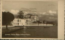 ISTANBUL LE GRAND PALAIS 1940/50 - Turchia