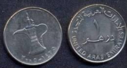 UAE 1 Dirham 2005 - 1425 AUNC - Emirats Arabes Unis