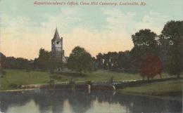 Superintendent's Office Cave Hill Cemetery Louisville KY - Louisville