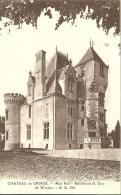 Chateau De Cande Aile Sud Residence Du Duc De Windsor - Autres Communes