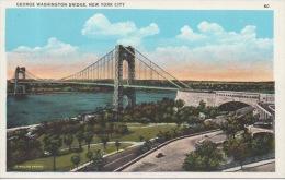 George Washington Bridge New York City - Ponts & Tunnels