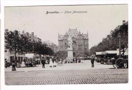 """""""Bruxelles -  Place Anneessens"""" - Places, Squares"""