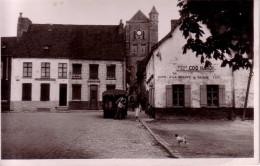 NORD - WATTEN - LE CAFE A LA GRAPPE DE RAISIN - LA GRAND' PLACE. - Sonstige Gemeinden