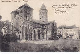 Mauriac église - Mauriac