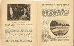 44 - LE POULIGUEN - Petit Guide Touristique De 8 Pages Avec Très Belles Photos Animées - Guides Touristiques