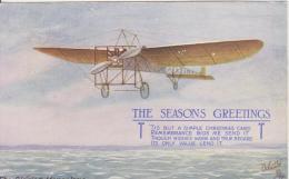 The Bleriot Monoplane - ....-1914: Precursori