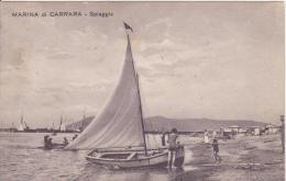Marina Di Carrara - Spiaggia - ....-1914: Precursori