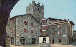 ITALIA CIVIDATE CAMUNOIL MONUMENTO E LA TORRE RARE - Brescia