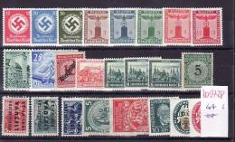 D.-Reich  -  Lot Alte Marken  (ba 9778  ) Siehe Scan  ! - Germany