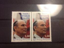Frankrijk - Postfris, Francois Mitterrand (Blok) 1997 - France