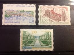 Frankrijk - Postfris, Complete Serie, Toerisme 1997 - France