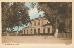 51 SERMAIZE LES BAINS LA GARE - Sermaize-les-Bains