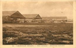 AERODROME TERRESTRE DE CAZAUX LAC BASE AERIENNE GIRONDE - Aérodromes