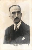 FRANCOIS MAURIAC ECRIVAIN PAR HENRI MANUEL - Ecrivains