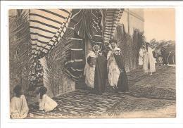 Le Bach-Agha Ben Ganah Et Les Caids Algérie - Mannen