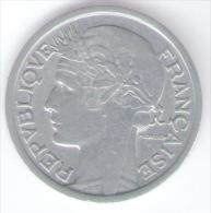 FRANCIA 2 FRANCHI 1941 - Francia
