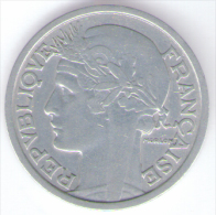 FRANCIA 2 FRANCHI 1949 - Francia