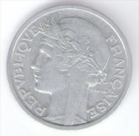 FRANCIA 2 FRANCHI 1948 - Francia