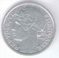 FRANCIA 2 FRANCHI 1947 - Francia