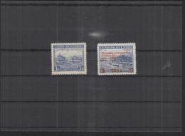 Czechoslovakia Lot Overprints MNH - Czechoslovakia