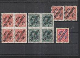 Czechoslovakia Lot MH (12) - Cecoslovacchia
