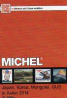 Asien Band 9/2 MICHEL Katalog 2014 Neu 84€ Armenien Georgien Japan Korea Mongolia Kirgisien TUWA ISBN 978-3-95402-066-9 - Allemagne