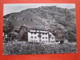 Champorcher (AO) - Albergo Mont Blanc - 1969 - Viaggiata - Andere Städte