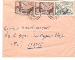 Carta De Madagascar. - Madagascar (1960-...)