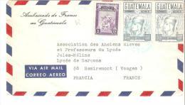 Carta De Guatemala. - Guatemala