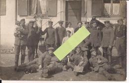 Alsace Region Munster Metzeral Res Artillerie Regiment No 9  Carte Photo  WWI Ww1 14-18 1.wk 1914-1918 Poilus - War, Military