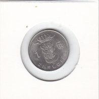 1 Franc Baudouin I 1973 FL - 04. 1 Franc