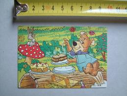 Kinder Puzzle - K 96 Nr. 124 - Hanna-Barbera - Puzzles