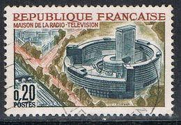 FRANCE : N° 1402 Oblitéré (Maison De La Radio à Paris) - PRIX FIXE - - Frankreich