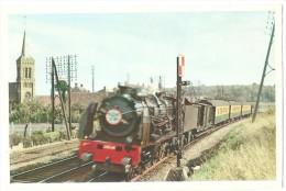 """TRAIN France - La """" Flèche D´Or"""", Rapide Paris-Calais Maritime - Cliché Vie Du Rail - BD - Autres Communes"""