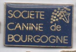 Chien , Société Canine De Bourgogne - Animales