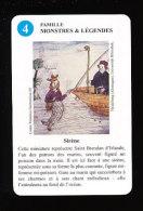 Sirène ( Saint-Brendan D'Irlande )  / Monstre Légende  // IM 126/9 - Vieux Papiers