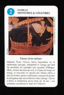 Ulysse Et Les Sirènes  / Monstre Légende Sirène  // IM 126/9 - Vieux Papiers