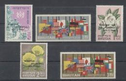 Bhutan - 1965 Winston Spencer Churchill MNH__(TH-5338) - Bhutan