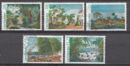 SURINAM Mi.nr: 957-961 Berühmte Gemälde 1981 OBLITÉRÉS-USED-GEBRUIKT - Suriname
