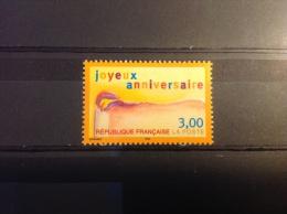 Frankrijk - Postfris, Kaars, Verjaardag 1998 - France