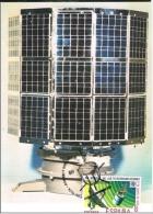 205 - 1979 Satelite Intasat Mat Especial Cadiz 1989 Triple 2523 - Maximum Cards