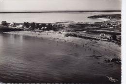 CARNAC  PLAGE -  Plage Et Pointe St Colomban - Vue Aérienne (Bg-908) Neuve - Carnac