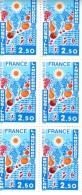 1977- Régions: Languedoc Roussillon - Planche De 6 Timbres N° 1918 - Ungebraucht