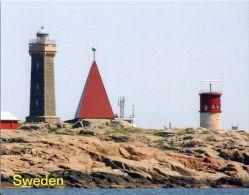 1 AK * Schweden * Insel Vinga Mit  Leuchtturm Im Archipel Von Göteborg (auch Göteborger Schärengarten) - Svezia