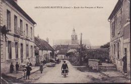 ARCY SAINTE RESTITUE - Francia