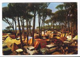 285/600 - VADA Camping 2 Jolly  . Viaggiata Nel 1968 - Livorno