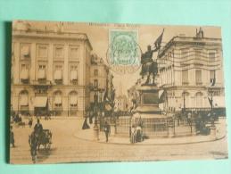 BRUXELLES - Place Royale - Squares